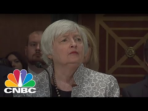 Janet Yellen: 'There Is A Mismatch For Some Jobs' | CNBC