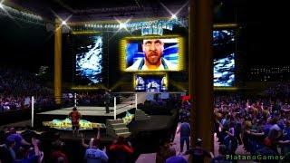WWE WrestleMania 29 XXIX - Ryback vs Mark Henry - Full Entrances - WWE 13 - HD