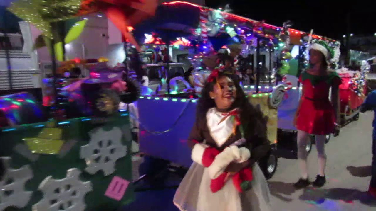 Corozal 2017 Christmas Parade - YouTube