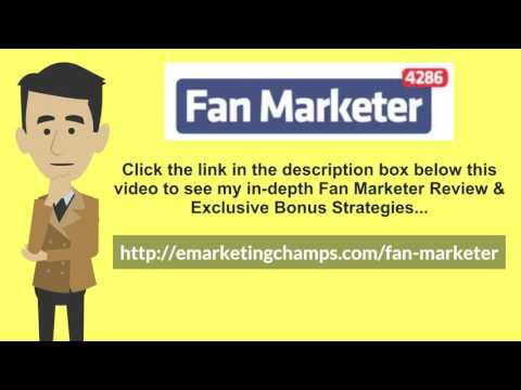 [Fan Marketer Review] Honest Review & Bonus Strategies