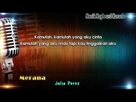 Merana - JUPE Karaoke Tanpa Vokal