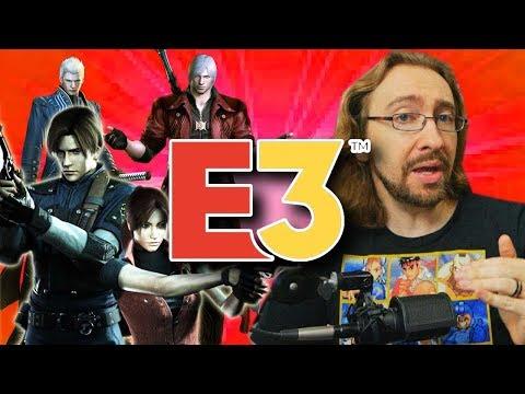 E3 HYPE - Capcom's Huge Games...DMC5 & RE2 Remake: Max's Hopes & Predictions