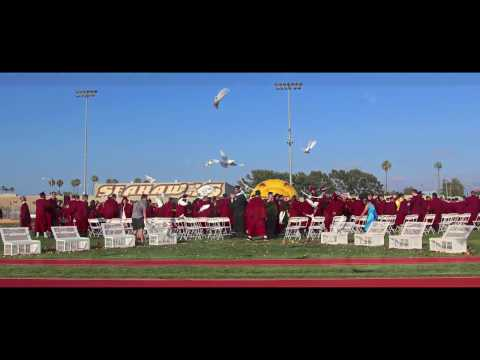 Ocean View High School Graduation White Dove Event