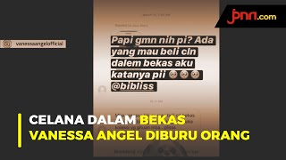 Waduh, Ada Yang Mau Beli Celana Dalam Bekas Vanessa Angel - JPNN.com