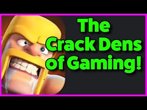 The Crack Dens Of Mobile Gaming...
