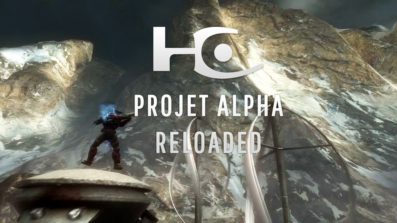 Projet Alpha [Reloaded] Winter Contingency (Halo Reach Glitches)