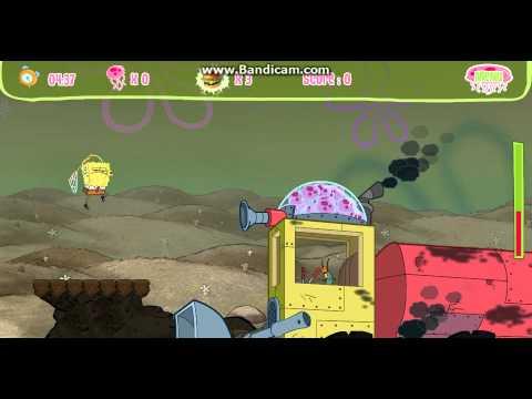 Spongebob's Jellyfishin' Mission : Final Boss