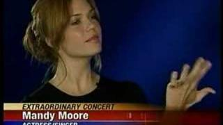 Mandy Moore talks about her latest film 'License to Wed'
