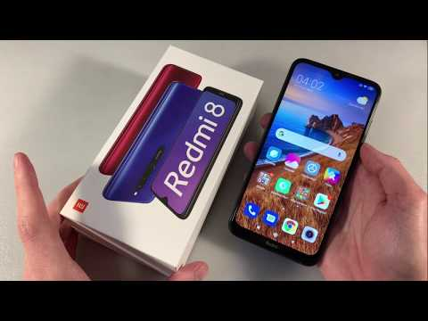 Обзор Xiaomi Redmi 8 4/64Gb