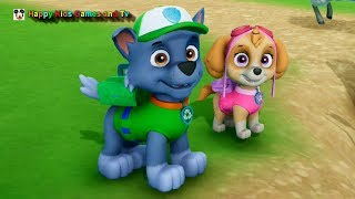 Paw Patrol On A Roll - Save The Sheep  - Episode 2 - Patrulha Pata - Happy Kids Games and Tv - 1080p