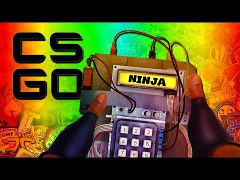 EPIC NINJA DEFUSE! - CSGO Funny Moments!
