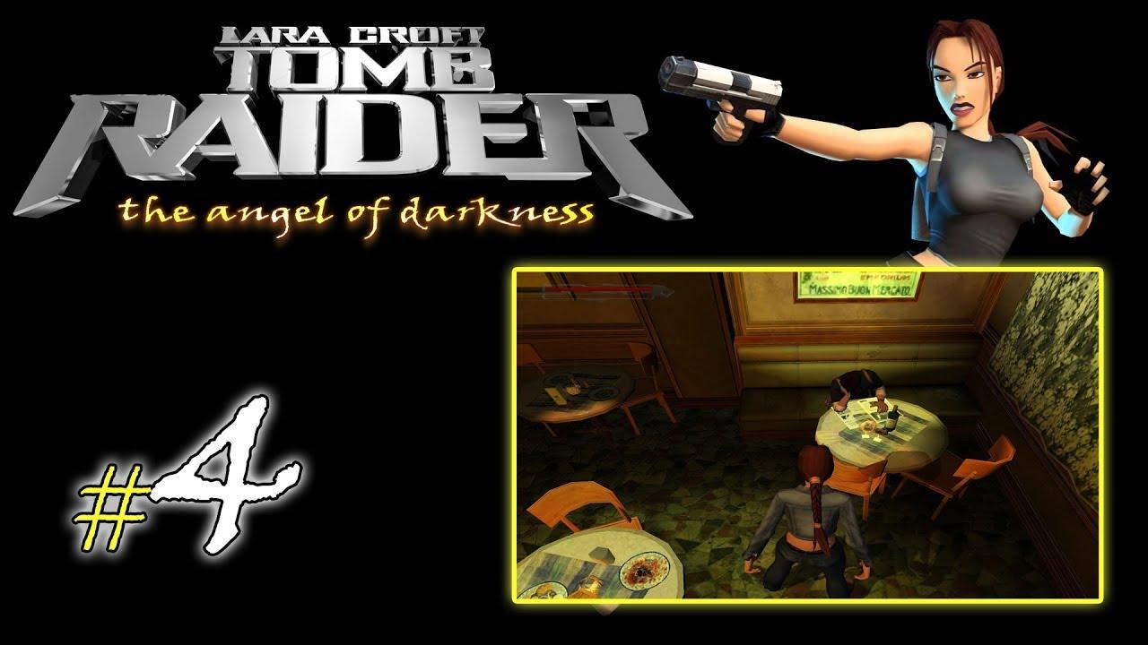 """Let's Play: Tomb Raider VI: AoD odc. 4 – """"Walki w kościele"""""""