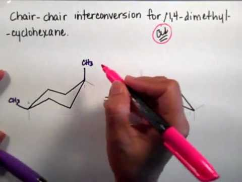 problem 3 chair chair interconversion mp4 youtube