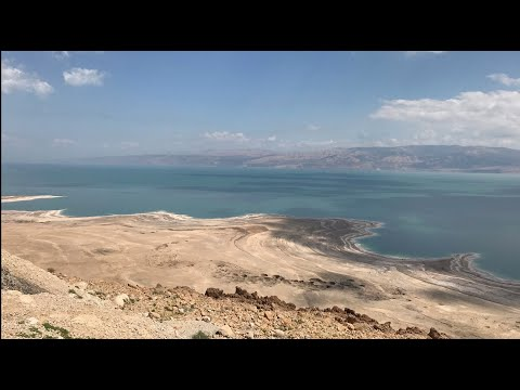 2020 En Gedi \u0026 The Dead Sea, Israel ~ 1080p