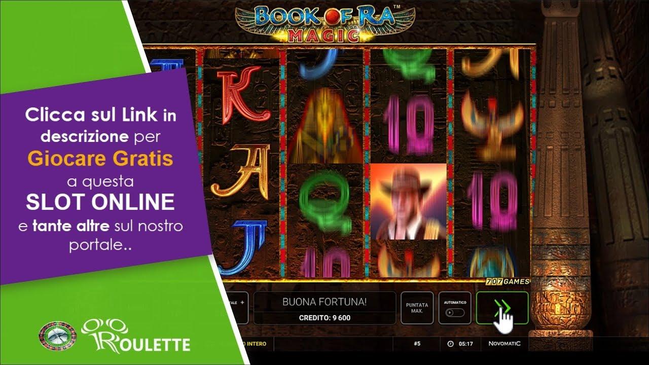 Book of ra slot machine gratis