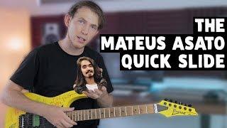 Baixar The Mateus Asato QUICK SLIDE Technique Lesson | Improve Your PHRASING!