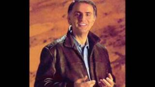 CARL SAGAN MESSAGE TO MARS