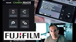 So geht's: Drahtlos-Kommunikation mit Fujifilm Kameras