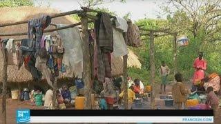 آلاف المدنيين يفرون من جنوب السودان إلى الكونغو الديمقراطية