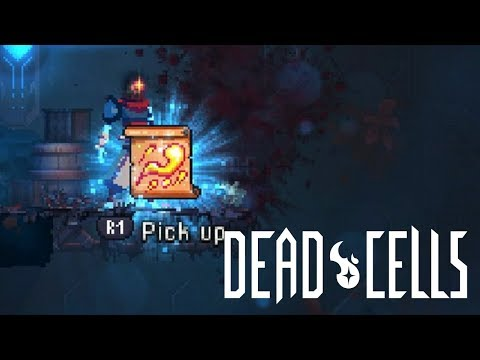 Dead Cells: The Brutal Update - The rest of the blueprints