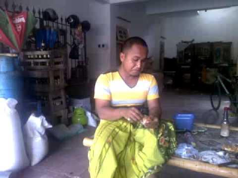 tradisi madura makan ote-ote