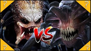 What if Predator fought A Quiet Place monster