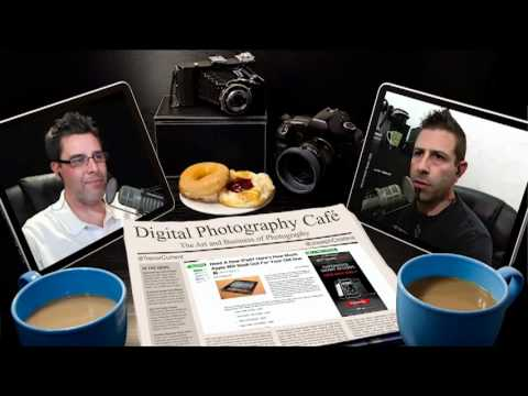 Digital Photography Café - 045: PocketWizard Giveaway, Stitcher Radio and Photography Education