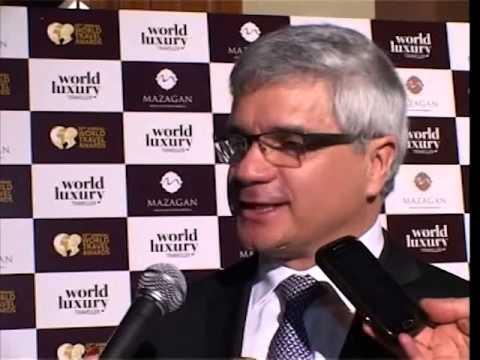 Bernardo Muñoz, Director Trade, Tourism and Investment Office of Peru - Maroc