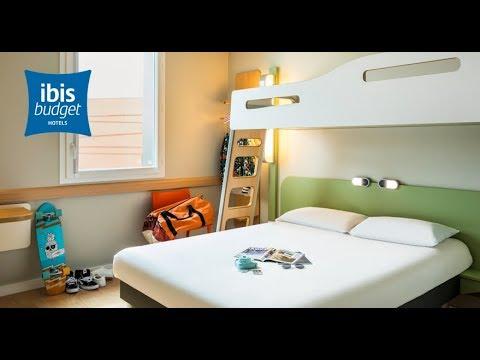 Discover Ibis Budget Saint-Quentin-en-Yvelines Vélodrome • France • Street-smart Hotels • Ibis