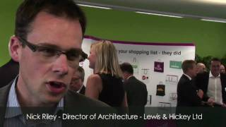 Nick Riley, Director of Architecture, Lewis & Hickey Ltd