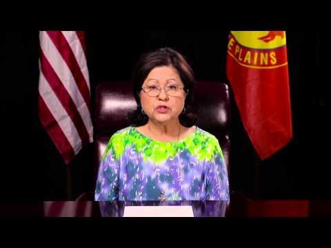 Message from Susan Cothren, Comanche Nation Interim Chairman