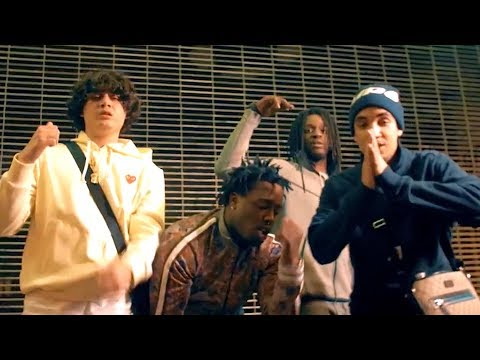 ALLBLACK - Road Run (Prod. By DTB) ft. Shoreline Mafia [Official Video]