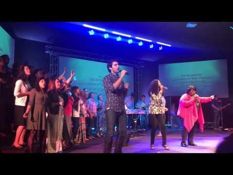 A glimpse of our worship at Antioch Church, Kansas City. #HolySpirit #AntiochChurchKC