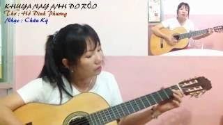 KHUYA NAY ANH ĐI RỒI - Guitar