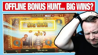 WHATS GOING ON ??? Crazy Slots Bonus Hunt