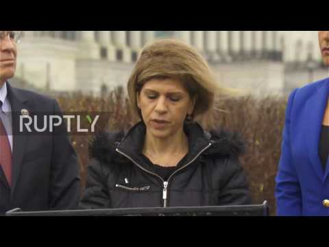 USA: Alan Kurdi's aunt calls on Trump to drop Syria regime change policy