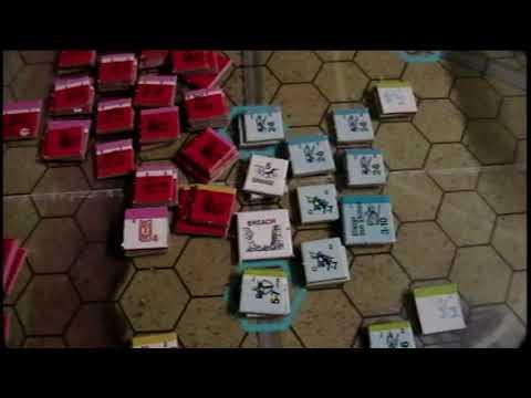 Siege of Jerusalem Game 4 :turn 5 till end of 1st assault period