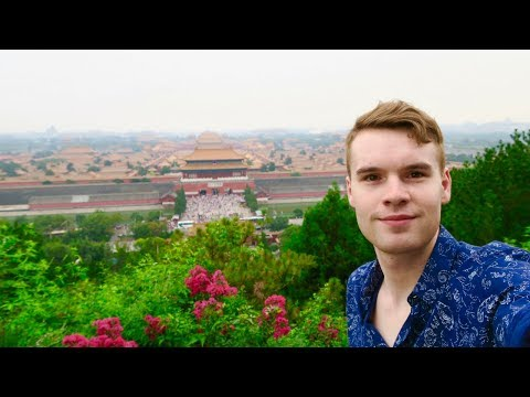 THE IMMENSE FORBIDDEN CITY & BEIJING'S STREET FOOD 🇨🇳 CHINA TRAVEL