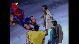 Spiderman the Animated Series vs The Punisher [Part5]