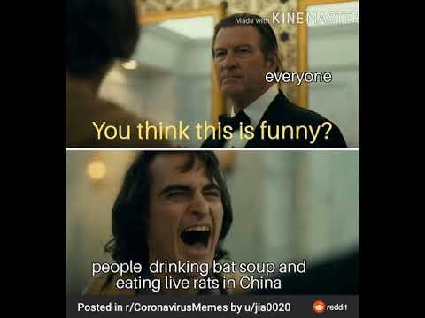 Coronavirus China Memes 2020 Koronawirus
