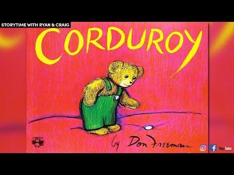 STORYTIME   Corduroy by Don Freeman   READ ALOUD