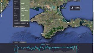 Крым, Каменка- Соляное Азов 2015 обзор палаток.