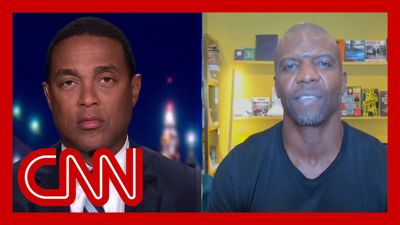 It Went Down!! Don Lemon Vs. Terry Crews…Who's Right, Who's Wrong About BLM?  [VIDEO]