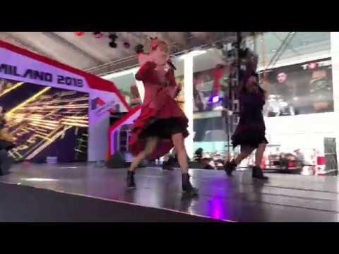 【4K】[2018.01.27] まねきケチャ - Japan Expo Thailand 2018