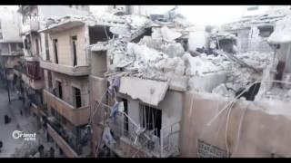 مجزرة مروعة في حلب... وروسيا تتوعد بإنهاء الأزمة بحلب قبل نهاية العام