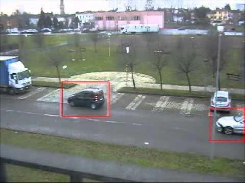 Motion detection in OpenCV