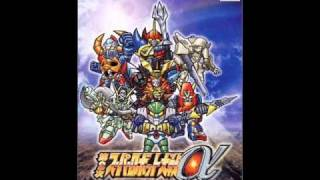 SRW@2: Men of Destiny