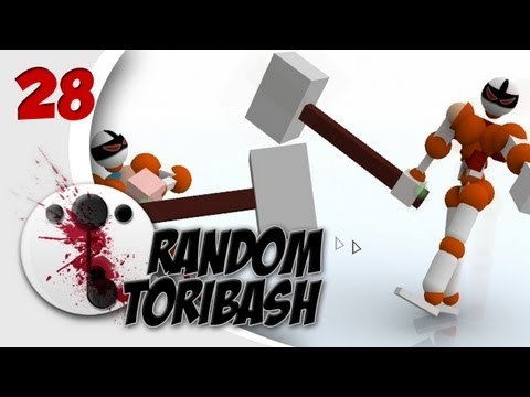 Random Toribash: THORS PENIS w/ Friends - Ep. 28 (Gameplay/Commentary)