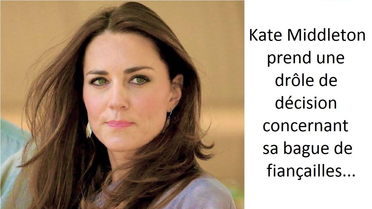 Kate Middleton Prend Une Dr 244 Le De D 233 Cision Concernant Sa
