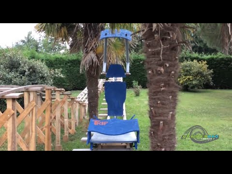 Backyard Roller Coaster Review - August 2014 - YouTube